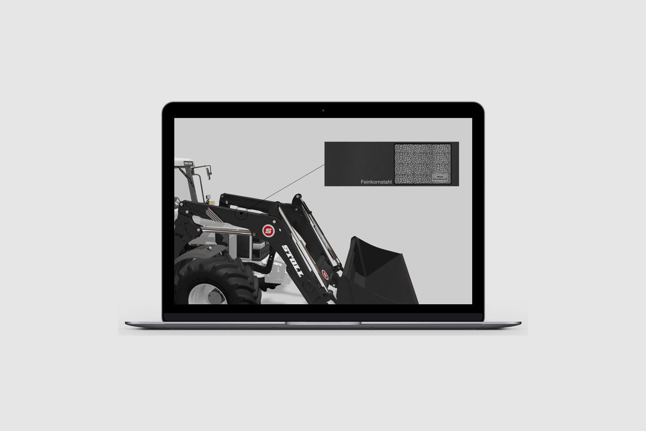 3D Produktfilm