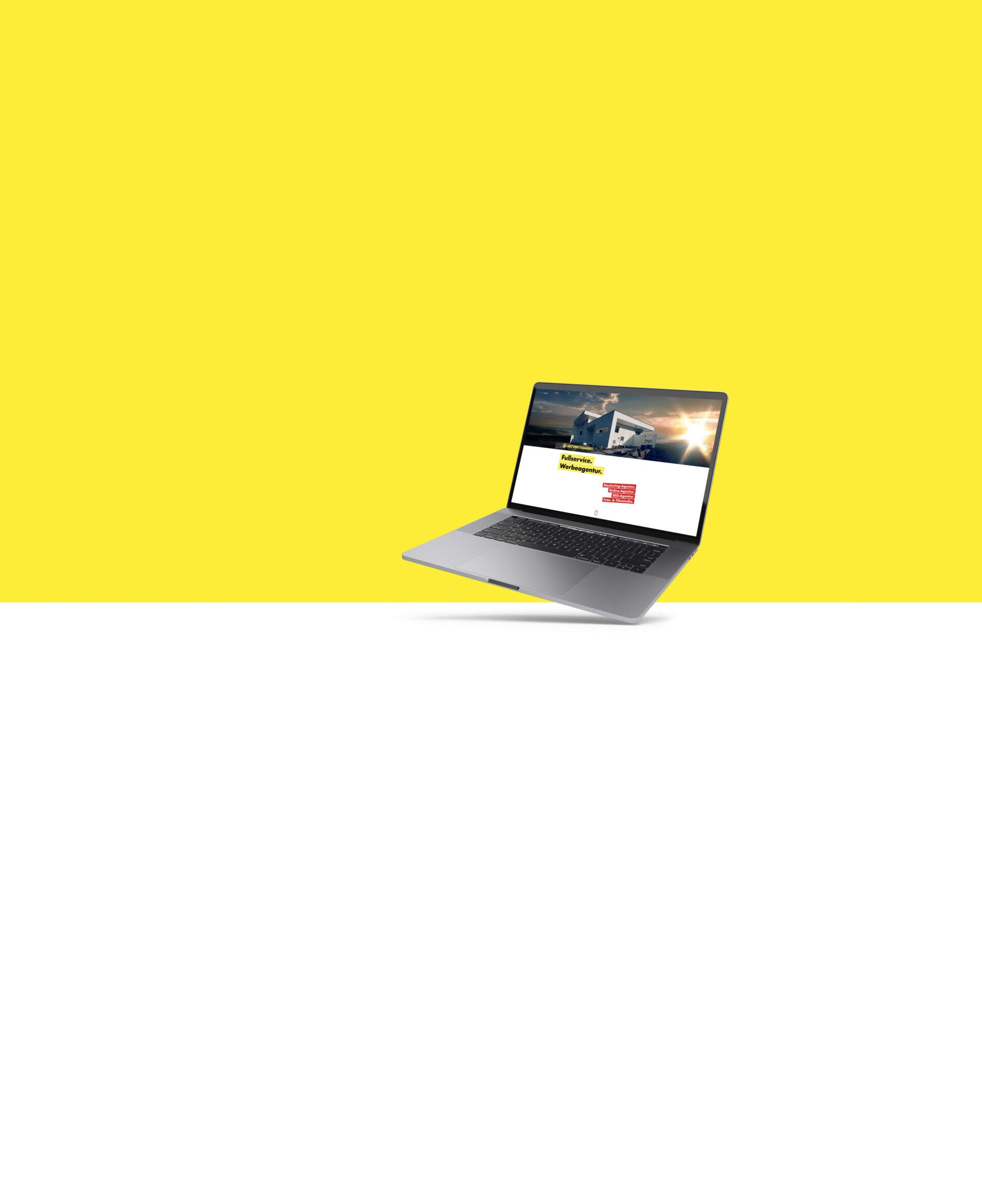 Die perfekte Website