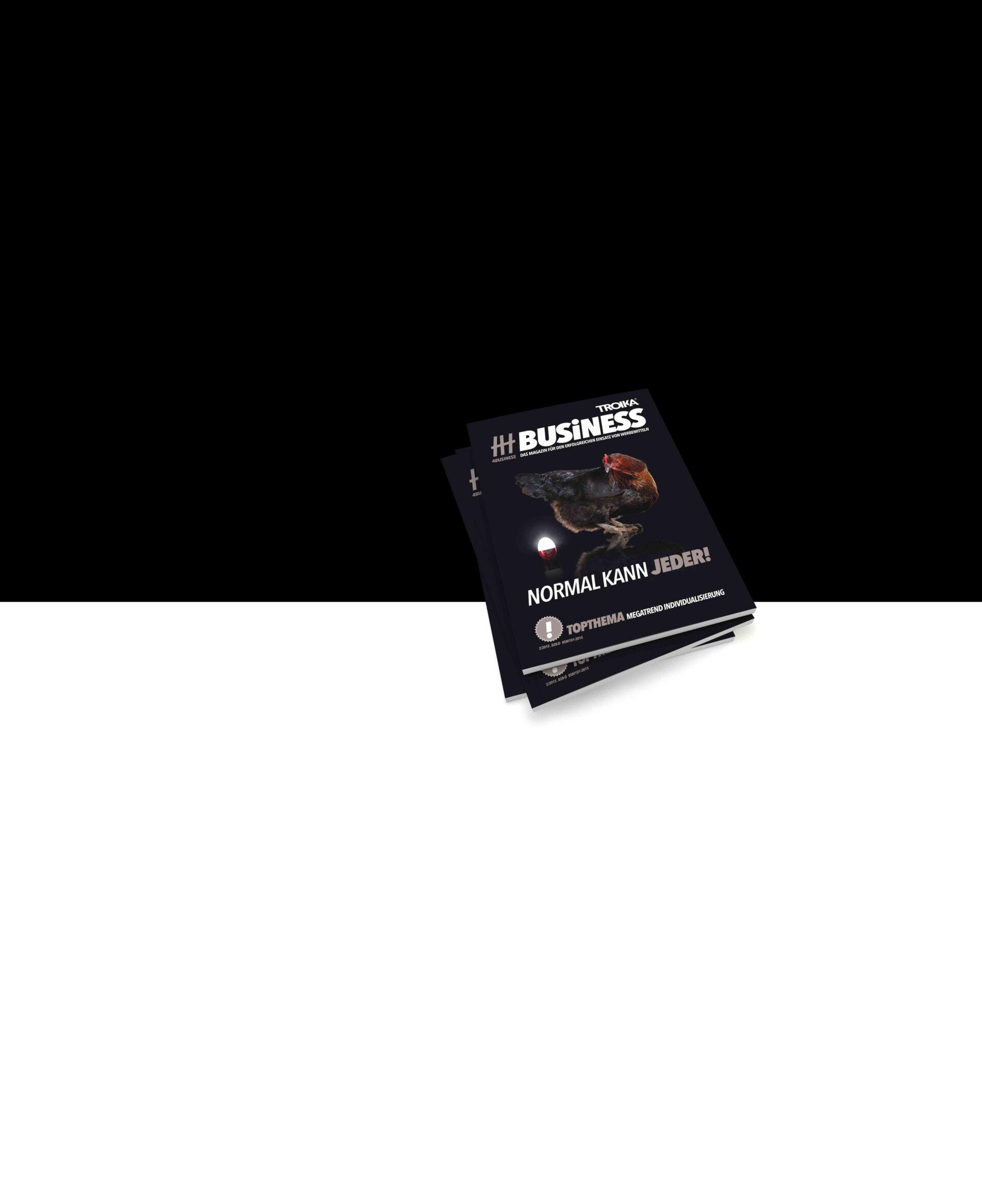 4Business - Magazon für Werbemittel