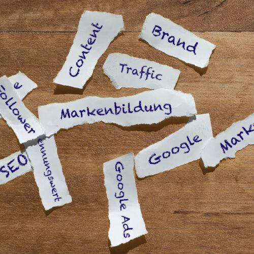 Was bedeutet Branding und Marke für SEO?